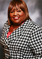 Pastor Anita Leach